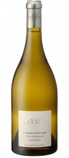 Domaine Lafage - grande cuvée - Blanc - 2018