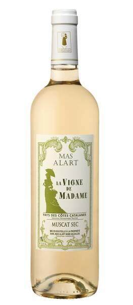Mas Alart - la vigne de madame - Blanc - 2020