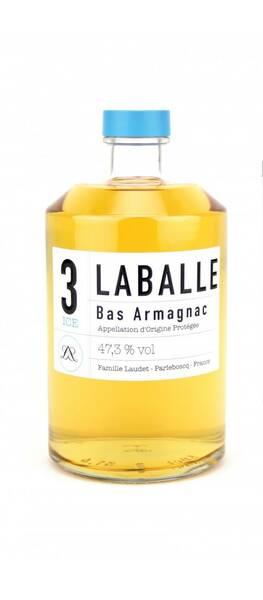 Domaine de Laballe - flacon 3 ice - Blanc