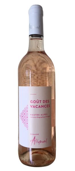 Domaine Allemand - le goût des vacances - Rosé - 2019