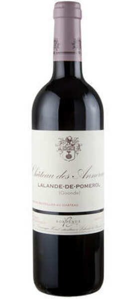 Château des Annereaux - Lalande de Pomerol 2014 BIO