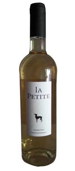 Château la Levrette - petite - Blanc - 2018