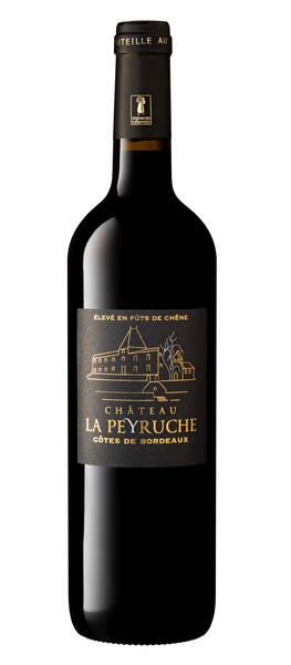 Château La Peyruche - fût de chêne - Rouge - 2018