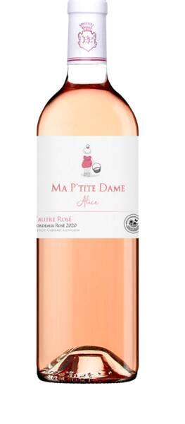 Château Peneau - ma p'tite dame - Rosé - 2020