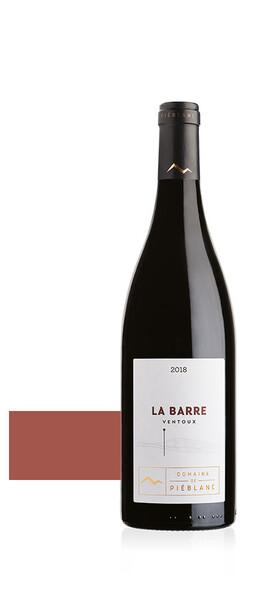 DOMAINE DE PIEBLANC - la barre - Rouge - 2018