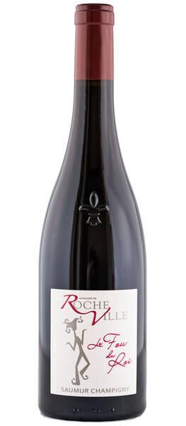 Domaine de Rocheville - le fou du roi - Rouge - 2010