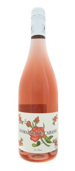 Domaine de Cabasse - le rosé de cabasse - Rosé - 2018