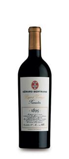 Legend vintage rivesaltes 1895 Gerard Bertrand