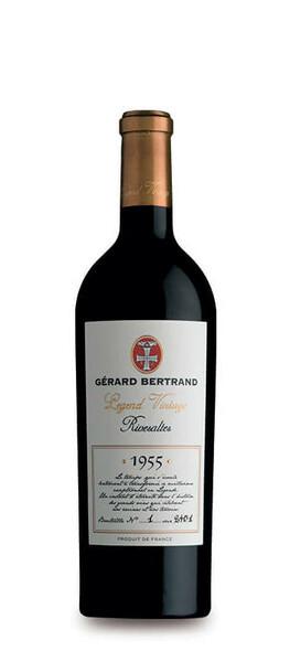 Château l'Hospitalet - legend vintage rivesaltes  gerard bertrand - Liquoreux - 1955