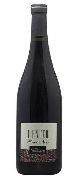 Domaine Combe Blanche - l'enfer - Rouge - 2012