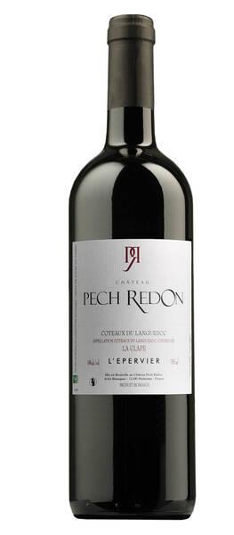 Château Pech Redon - l'épervier - Rouge - 2019