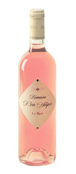 Domaine d'En Ségur - le rosé - Rosé