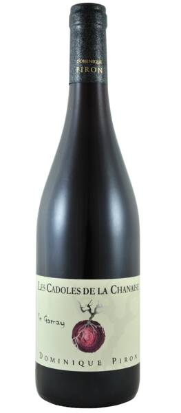 Dominique Piron - beaujolais cadoles de la chanaise - Rouge - 2018