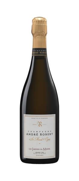 Champagne André Robert - les jardins du mesnil - grand cru - Pétillant
