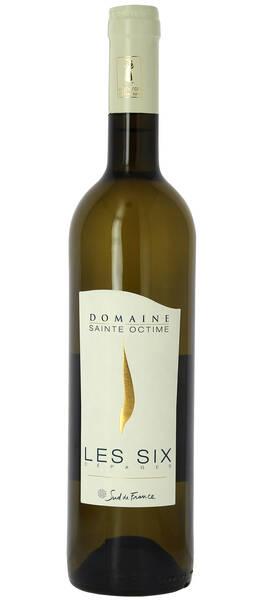 Domaine Sainte Octime - les six cépages - Blanc - 2018