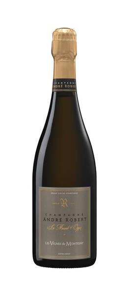 Champagne André Robert - les vignes de montigny - Blanc