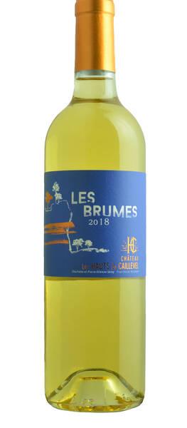 Château Les Hauts de Caillevel - brumes - Liquoreux - 2018