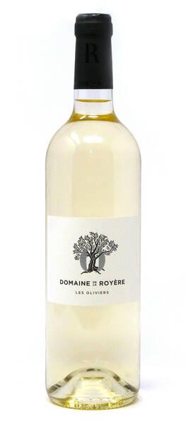 DOMAINE DE LA ROYERE - Les oliviers - Blanc