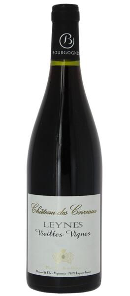 Château des Correaux - leynes vieilles vignes - Rouge - 2019