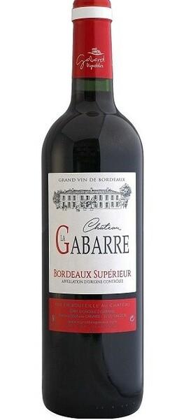 EARL VIGNOBLES GABARD - Château La Gabarre - Rouge - 2016