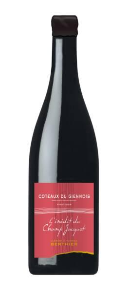 Vignobles Berthier - coteaux du giennois  - l'inedit du champs jacquot - Rouge - 2017