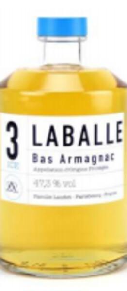 Domaine de Laballe - 3 bas armagnac ice - Blanc