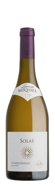 Maison Laurent Miquel - solas chardonnay - Blanc - 2019