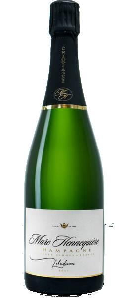 Champagne Marc HENNEQUIERE - l'obsidienne - Pétillant