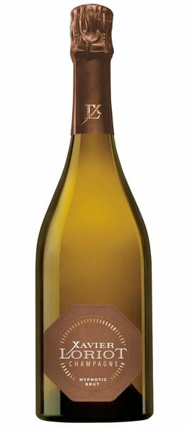 Champagne Xavier Loriot  - cuvée hyptonic brut - Pétillant