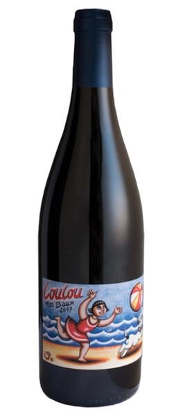 Mas Baux - loulou - Rouge - 2020