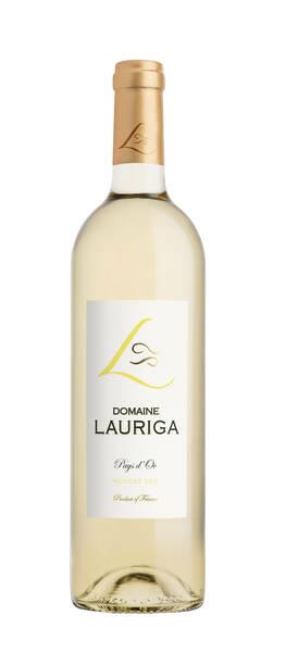 Domaine Lauriga - muscat sec - Blanc - 2017