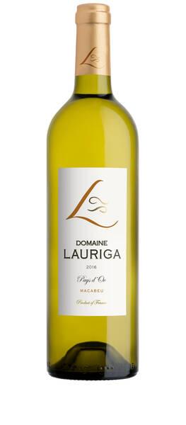 Domaine Lauriga - macabeu - Blanc - 2018