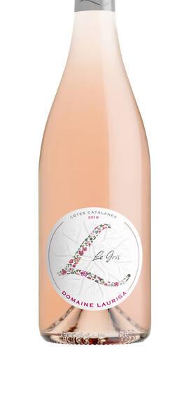 Domaine Lauriga - le gris - Rosé - 2018
