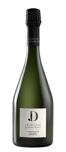 Champagne JACQUINET-DUMEZ - luministe extra-brut - Pétillant