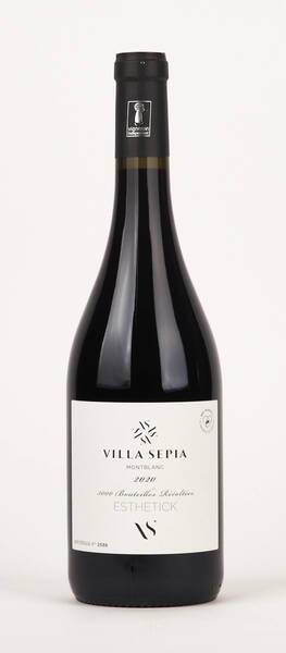 La Villa Sépia - esthetick - Rouge - 2020