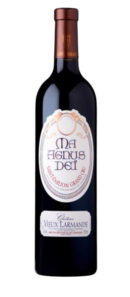 Vignobles Magnaudeix - ma agnus deï - Rouge - 2015