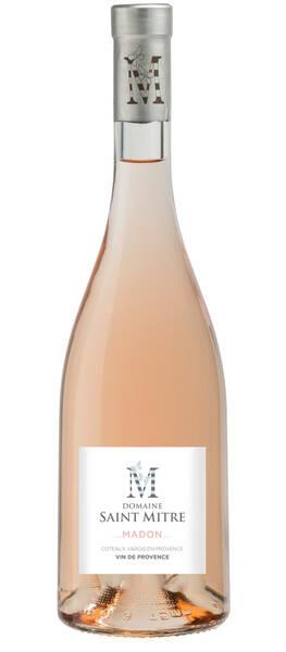 DOMAINE SAINT MITRE - madon - Rosé - 2020