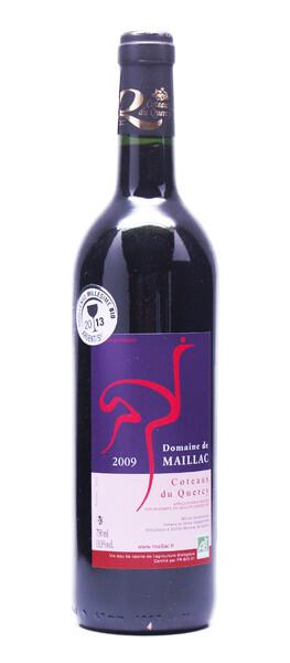 Domaine de Maillac - Coteaux du Quercy 2009