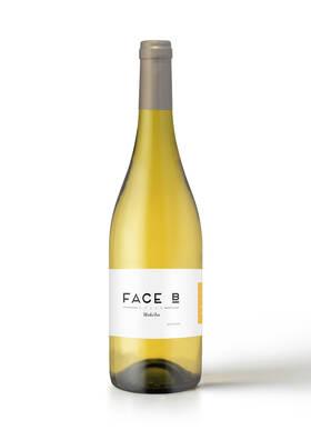Face B - makeba - Blanc - 2018