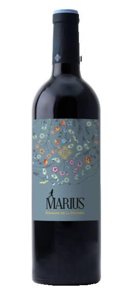 Domaine de la Dourbie - marius - Rouge - 2019