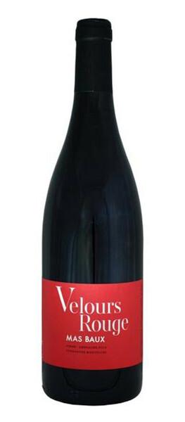 Mas Baux - Velours Rouge
