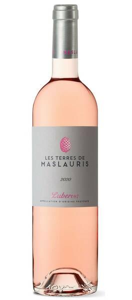 MasLauris - les terres de - Rosé - 2020