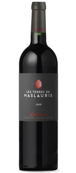 MasLauris - les terres de - Rouge - 2019