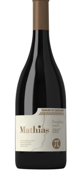 Domaine du Causse Noir - matthias - Rouge - 2016