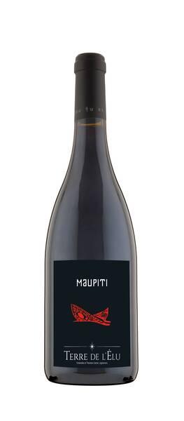Terre de l'Elu (Clos de l'Elu) - maupiti - Rouge - 2020