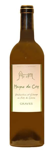 CHATEAU DU CROS - mayne - Blanc - 2014