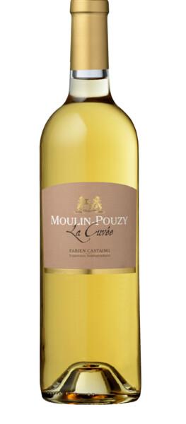 DOMAINE DE MOULIN-POUZY - la cuve - Liquoreux - 2012