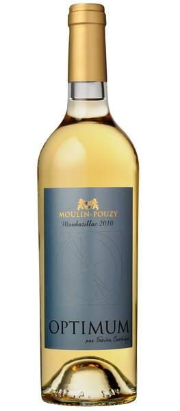 DOMAINE DE MOULIN-POUZY - optimum - Liquoreux - 2011