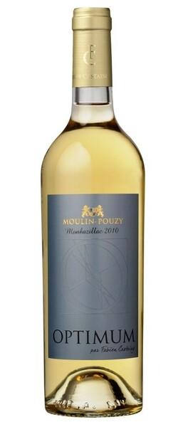 DOMAINE DE MOULIN-POUZY - optimum - Liquoreux - 2012
