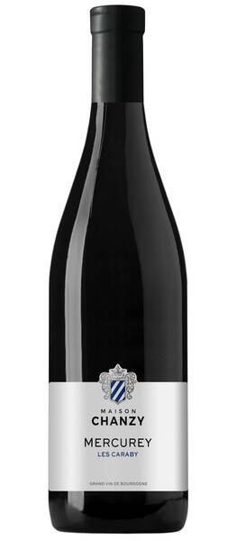 Domaine Chanzy - mercurey les caraby - Rouge - 2018